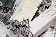 Трагедия в Генуе: число жертв резко увеличилось