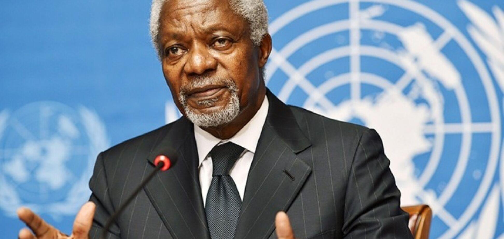 Умер экс-секретарь ООН, поддерживающий Украину