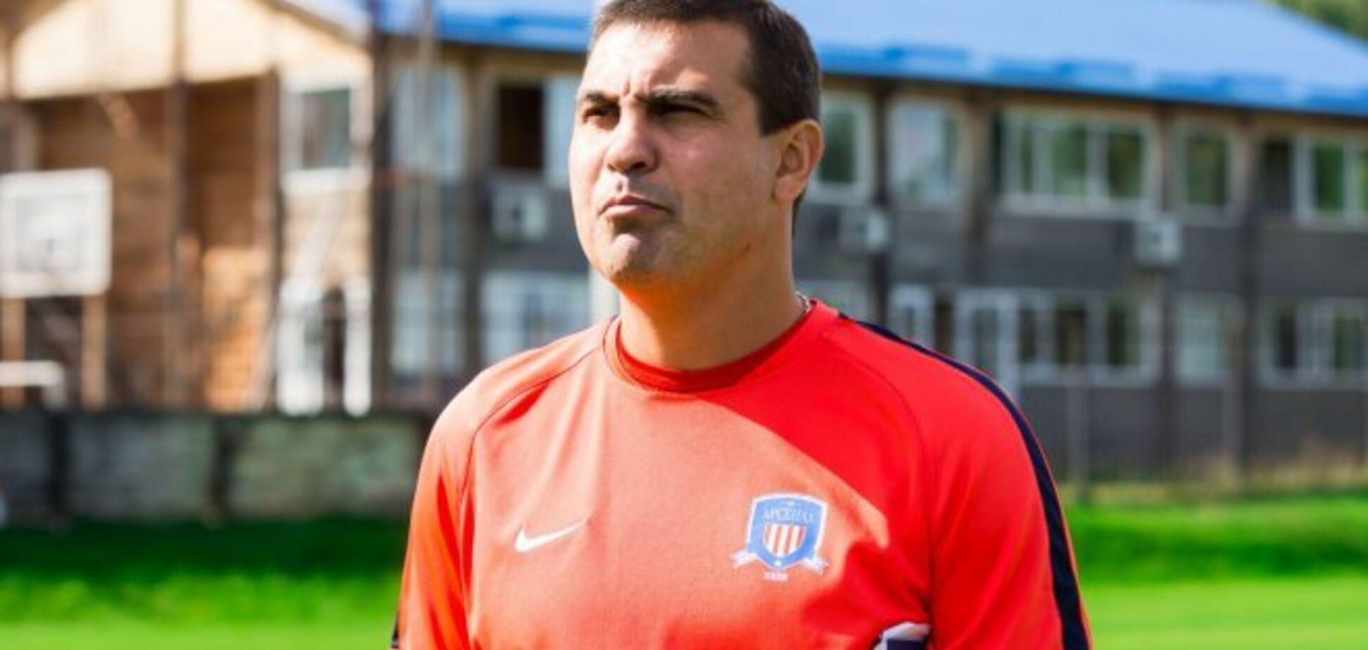 'Повне свавілля': клуб УПЛ тримає тренера 'в полоні'