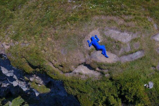 Скульптуры и природа: в Альпах появился новый туристический маршрут