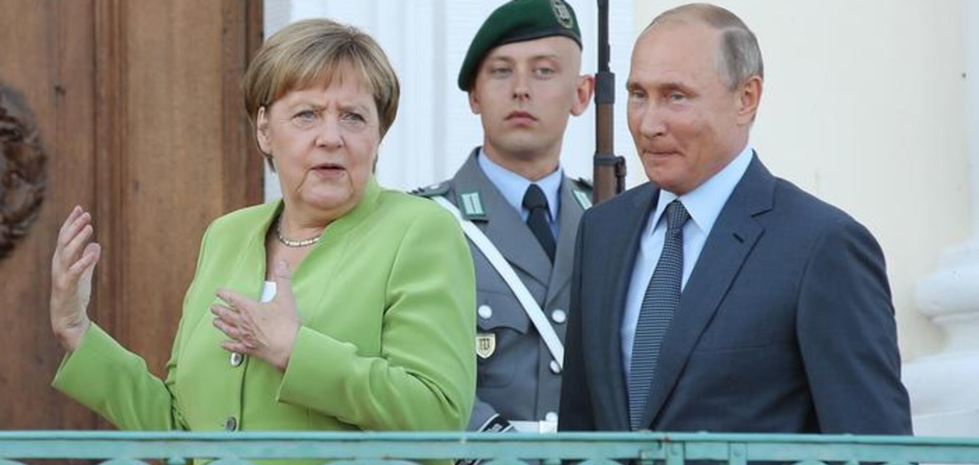 Арест Путина