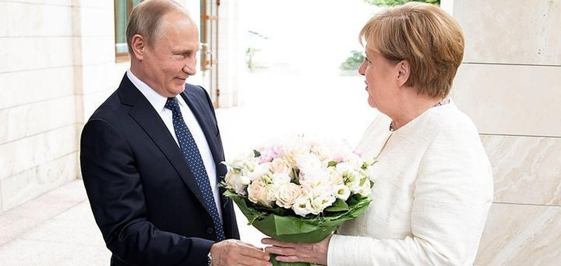 Меркель під ковпаком російських спецслужб?