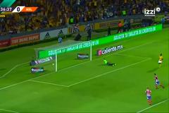Мексиканский футболист забил фантастический гол 'пушкой'