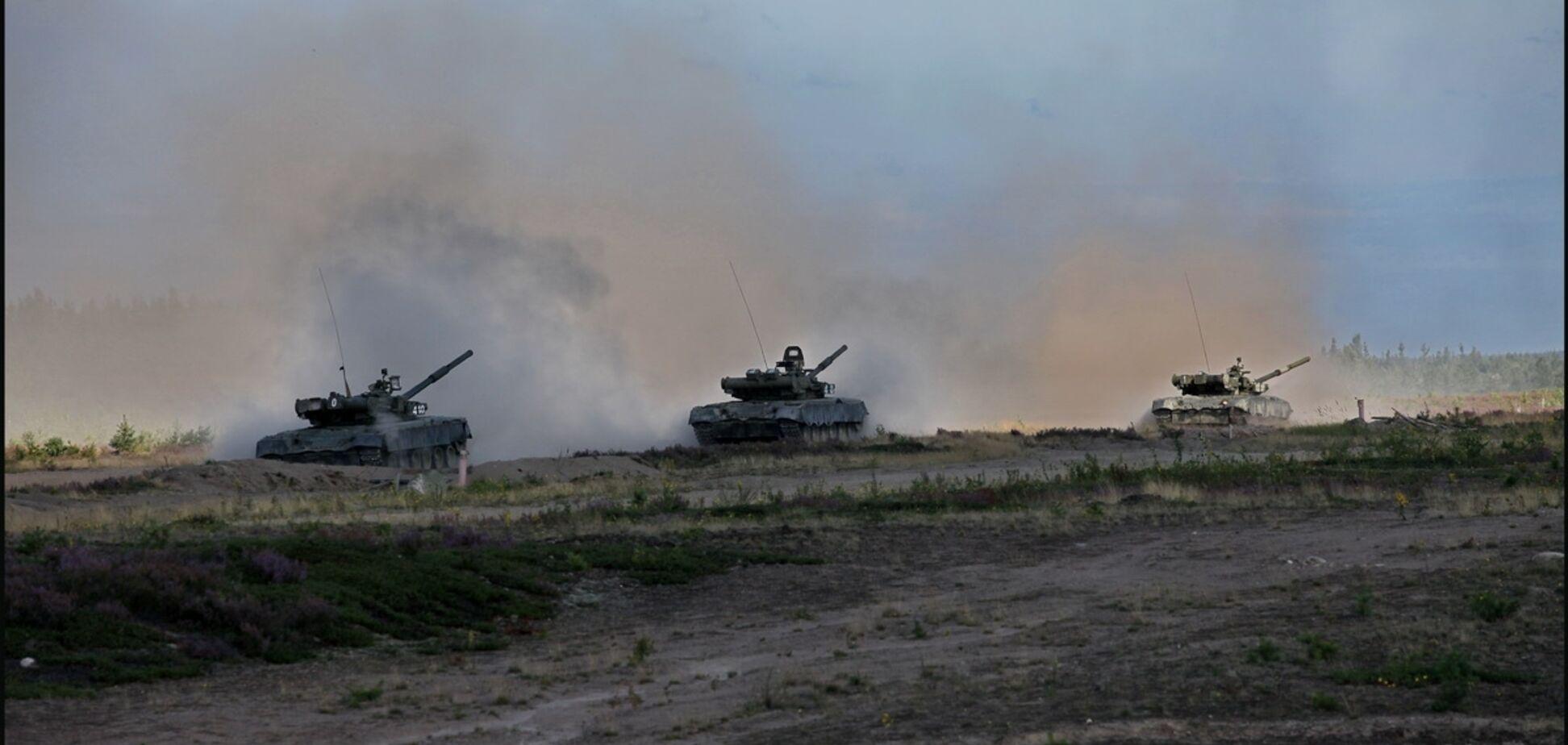 Росія стягнула війська до лінії фронту: повний список