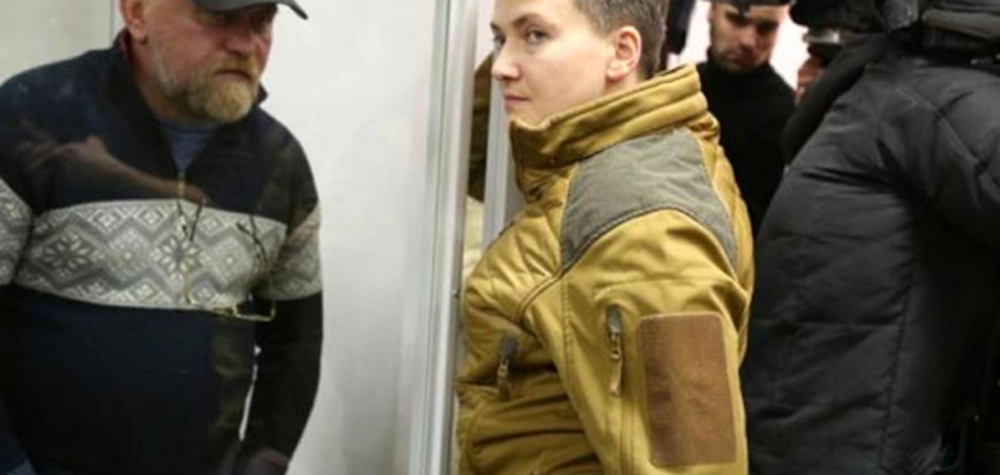 Справа Савченко: слідство отримало всі докази і продемонструвало зброю