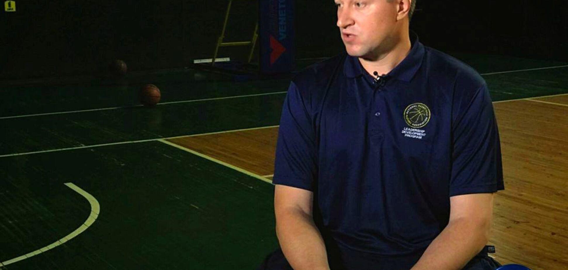 'Ми воюємо з Росією': дворазовий чемпіон НБА розповідає про агресію РФ в усьому світі