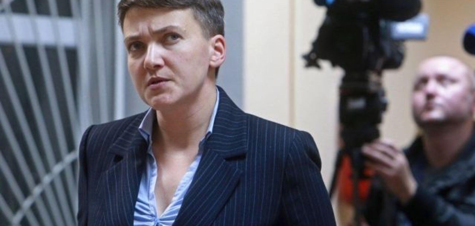 Обмен в 'ДНР': у Савченко сделали заявление