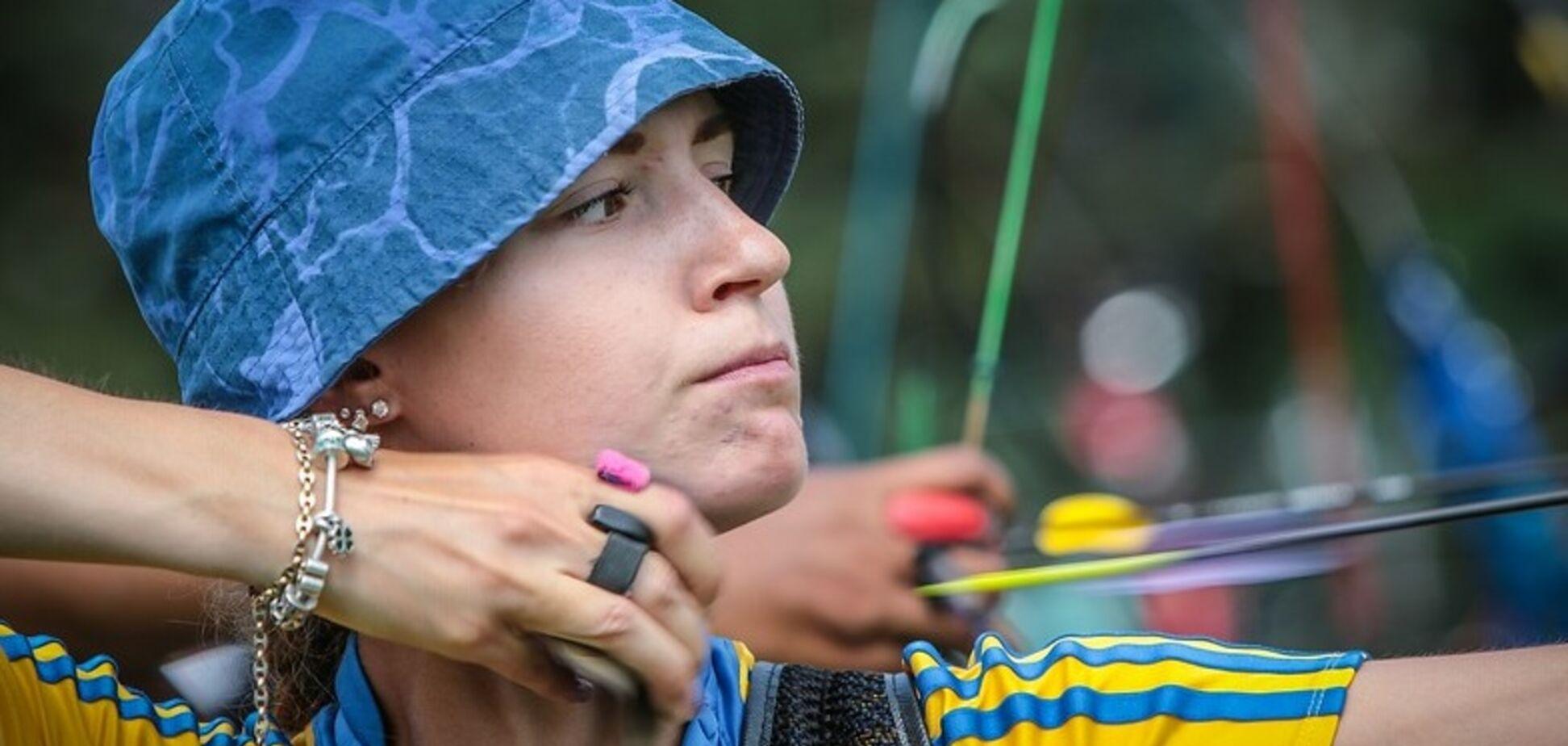 Украинские лучники установили мировой рекорд