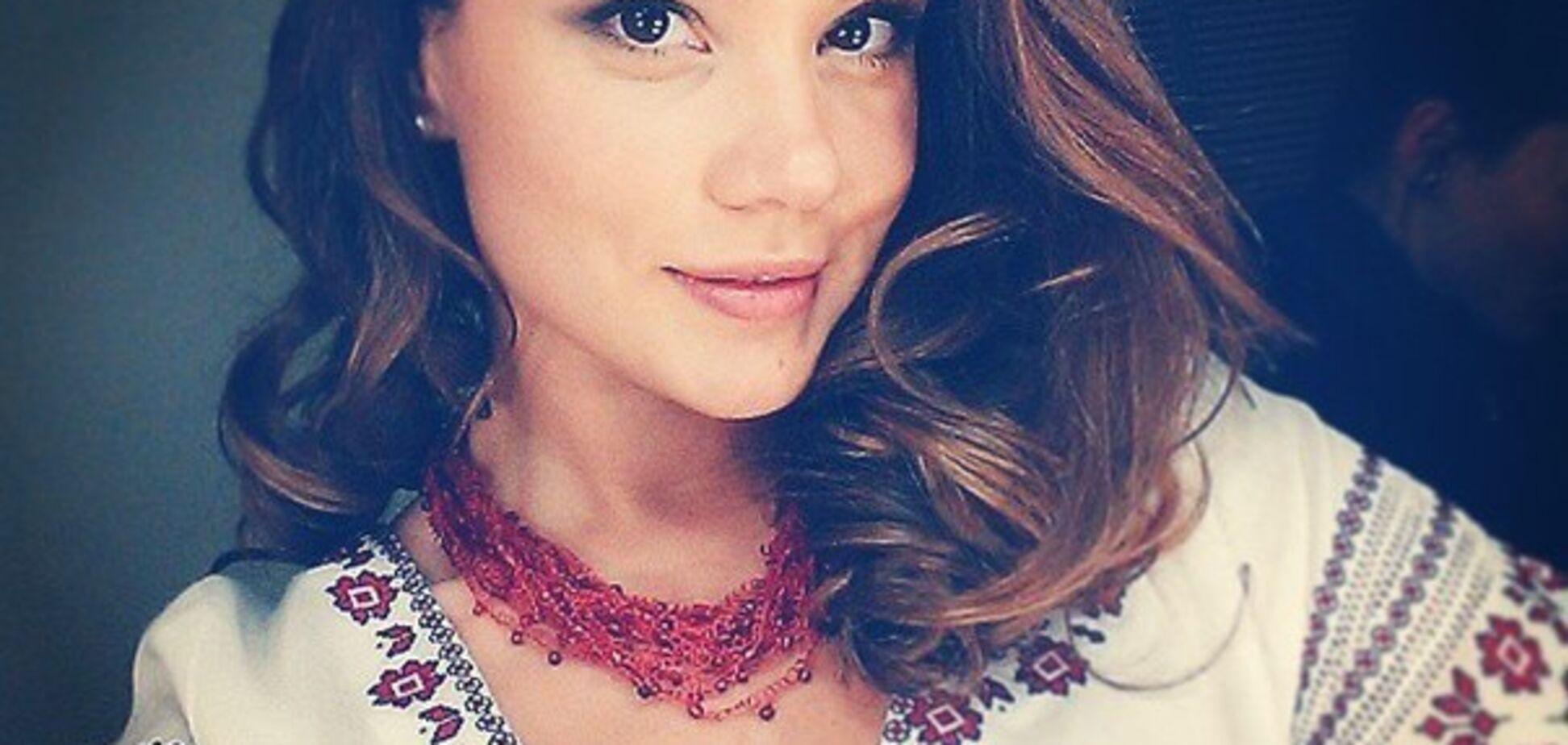 Из Москвы в Краматорск: украинскую актрису заметили на Донбассе