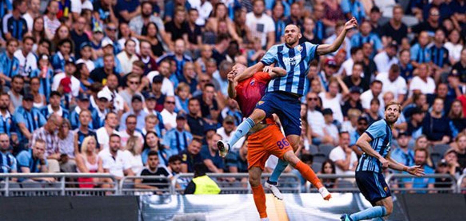 'Мариуполь' - 'Юргорден': прогноз и трансляция матча Лиги Европы