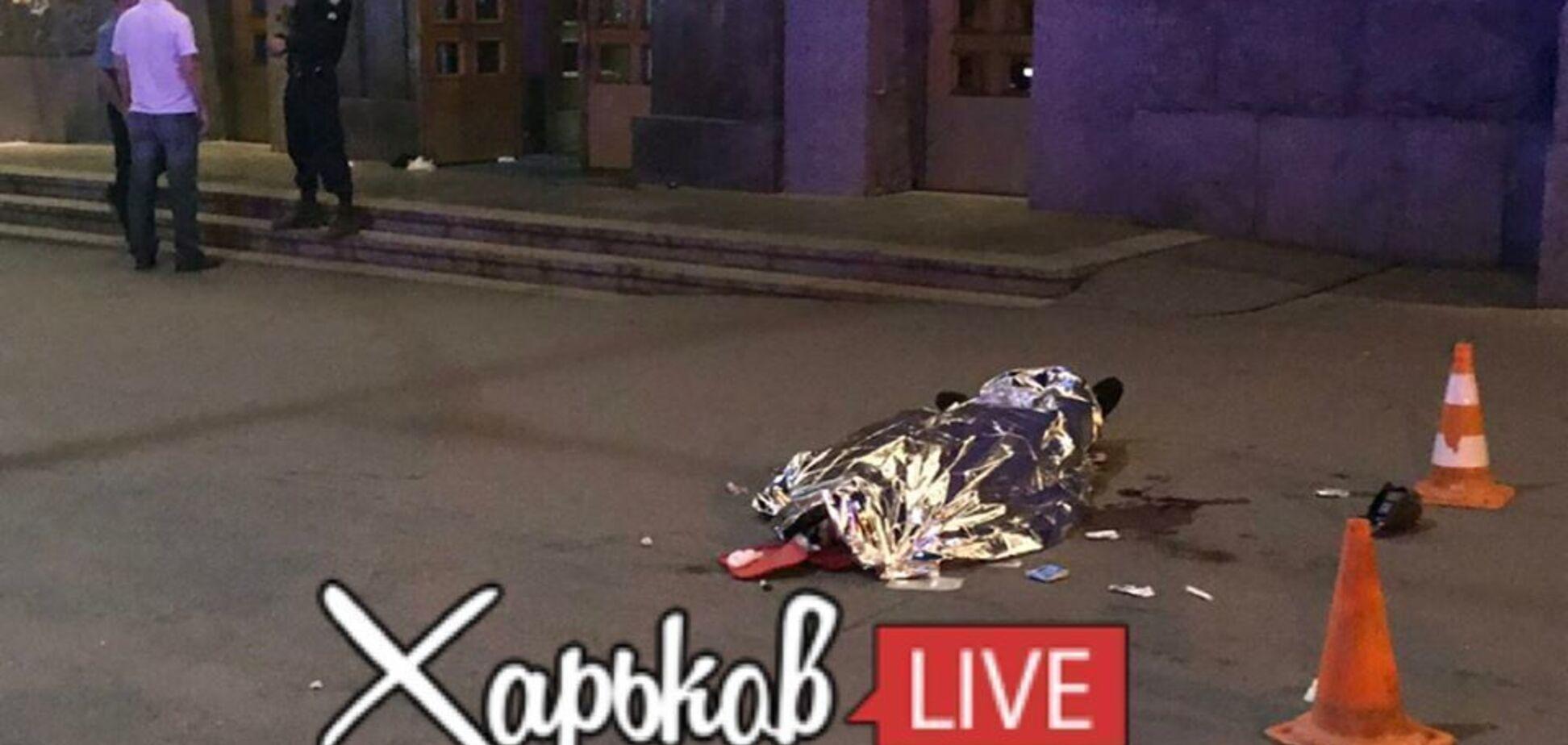 Стрілянина у Харкові: з'явилося посмертне фото вбивці поліцейського