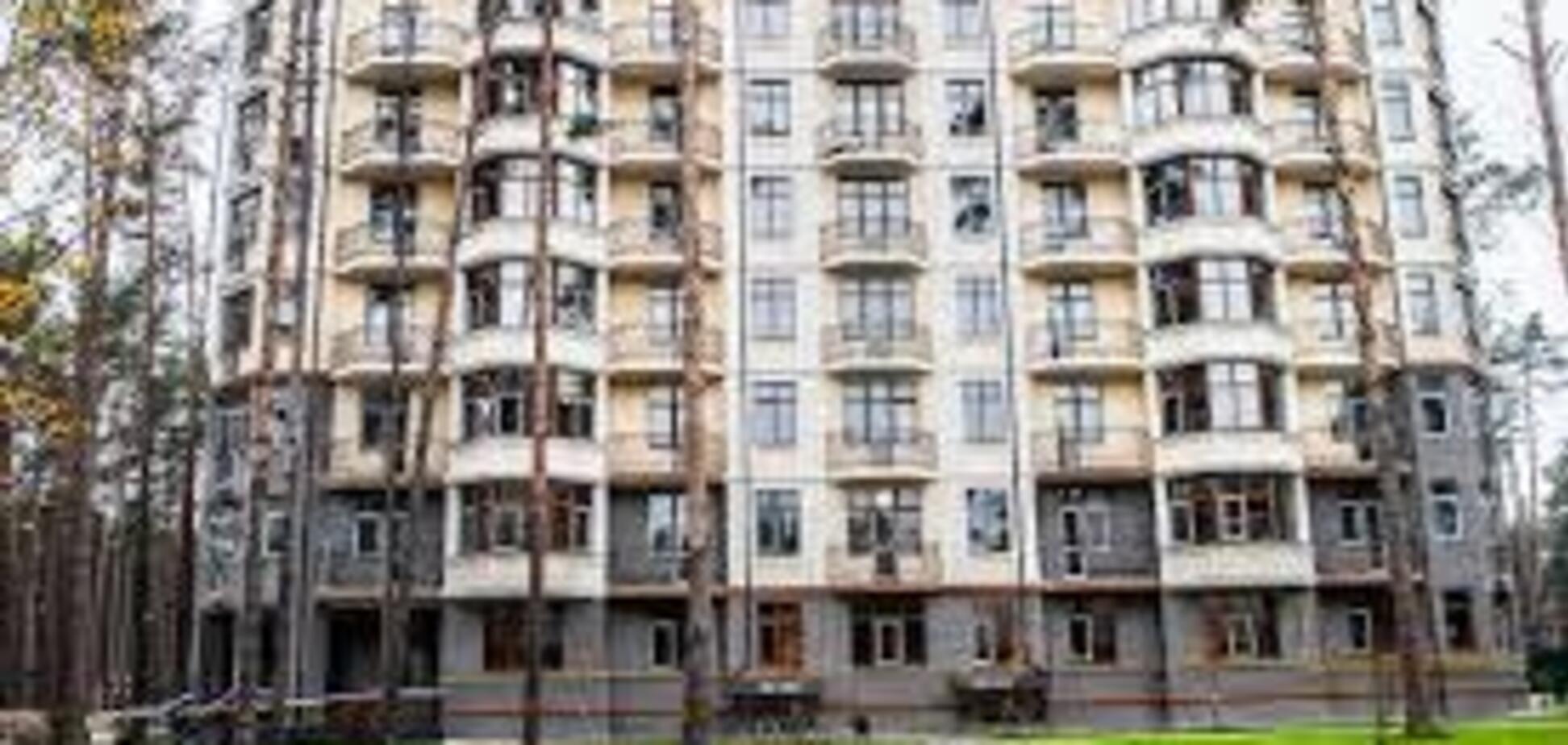 'Прекрасно все!' Вид трансформаторной будки под Киевом удивил украинцев