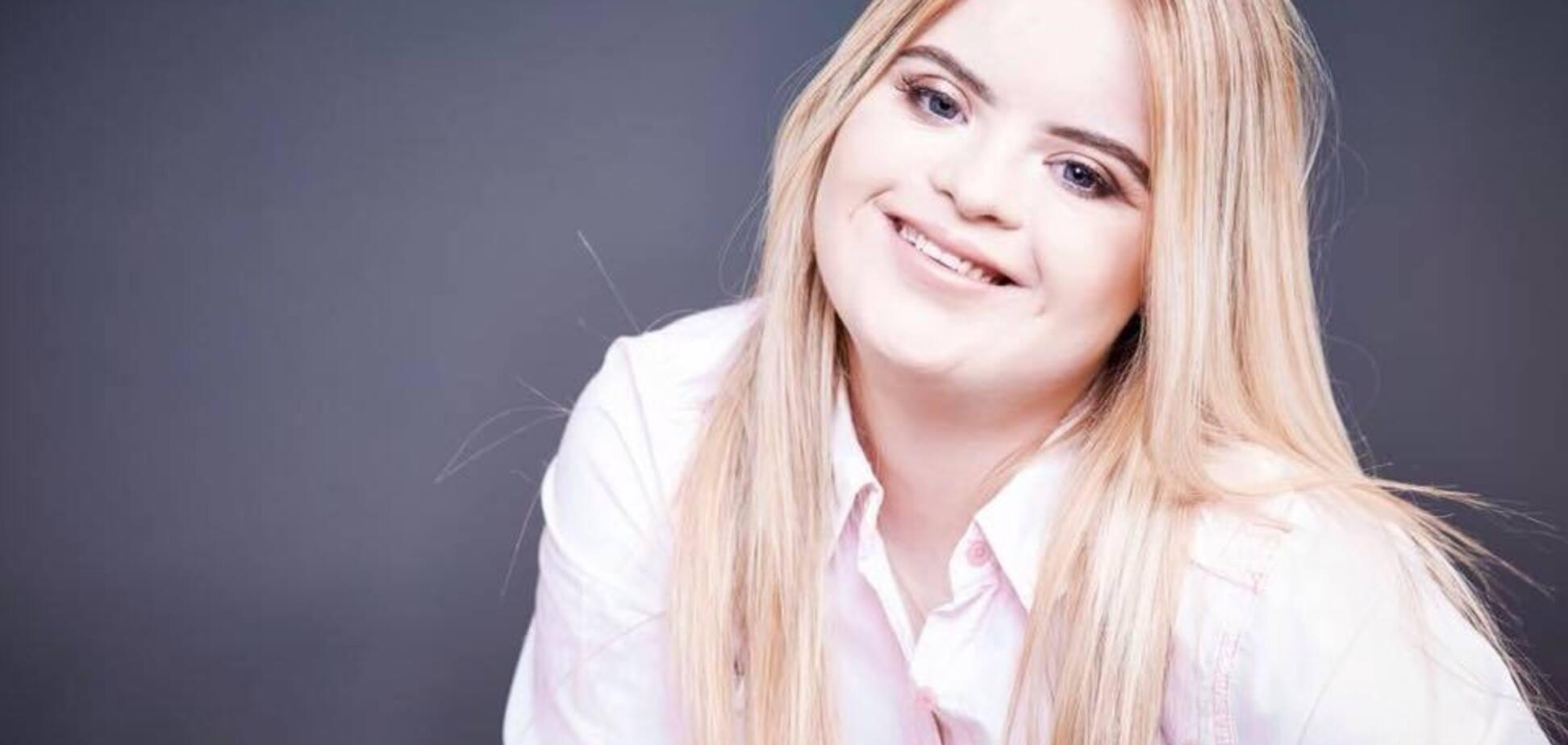 Модель із синдромом Дауна виграла престижний конкурс краси: її фото