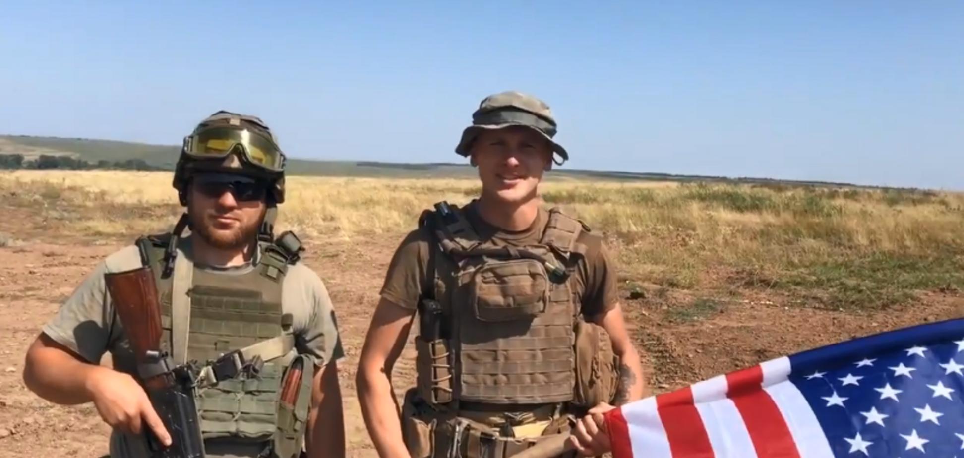 'Консервы из русских детей': 'американцы' на Донбассе ярко потроллили оккупантов