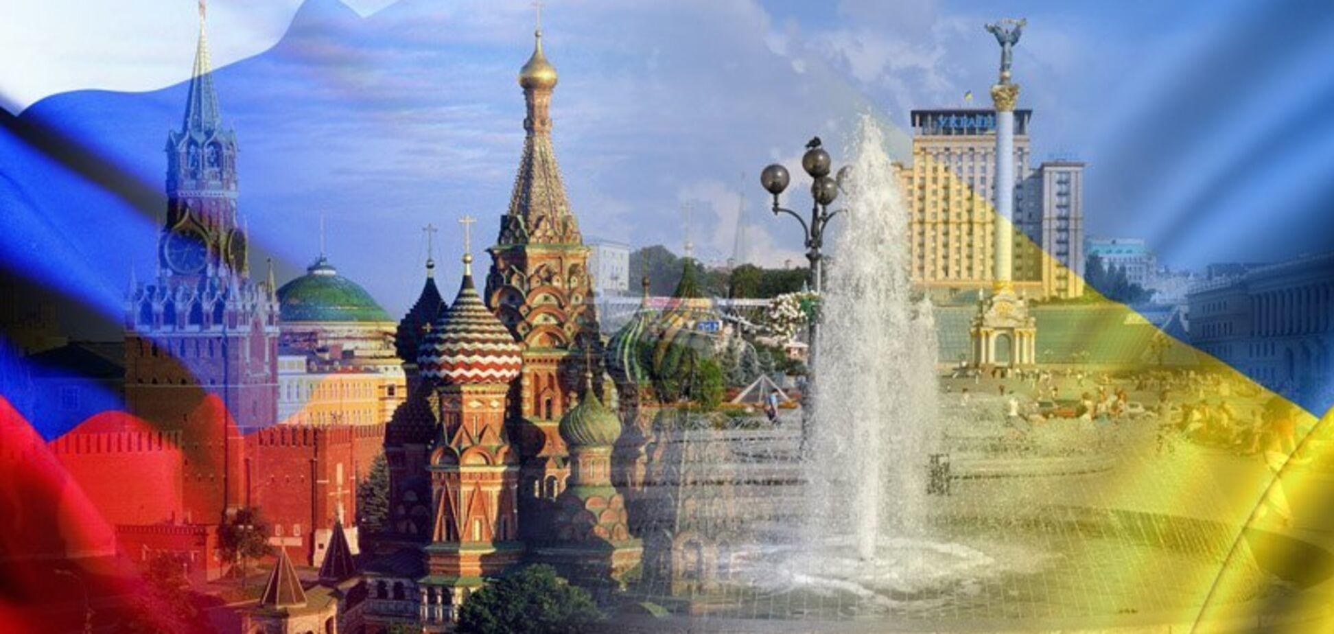 Сравнение Москвы и Киева: кто встал с колен