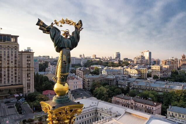 Киев готовится ко Дню Независимости