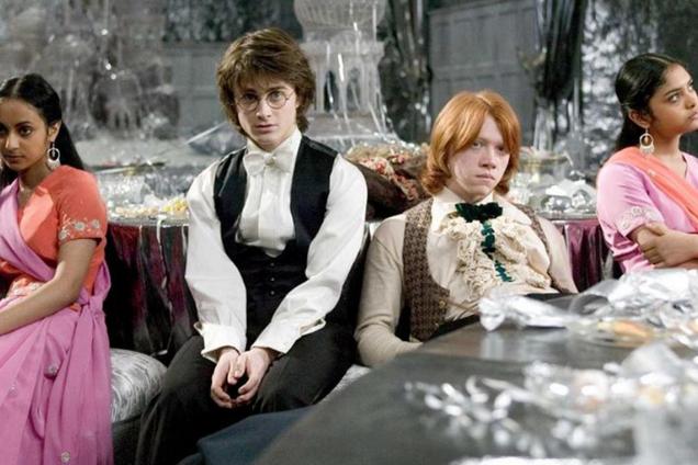 """Звезда """"Гарри Поттера"""" вышла замуж: фото повзрослевшей красотки"""
