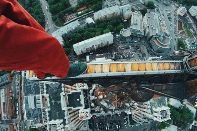 """""""Решил повторить 2014?"""" Знаменитого руфера заметили в Москве"""