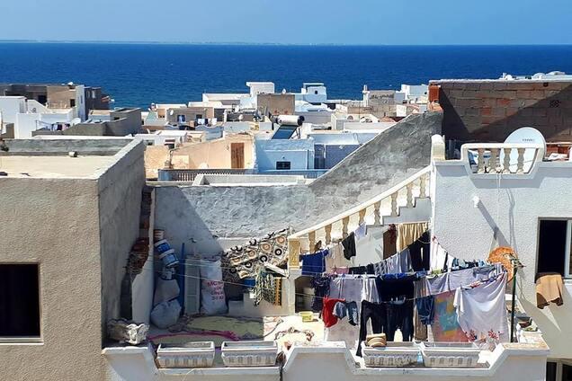 Ольга Гальченко: Самое фотогеничное место Туниса