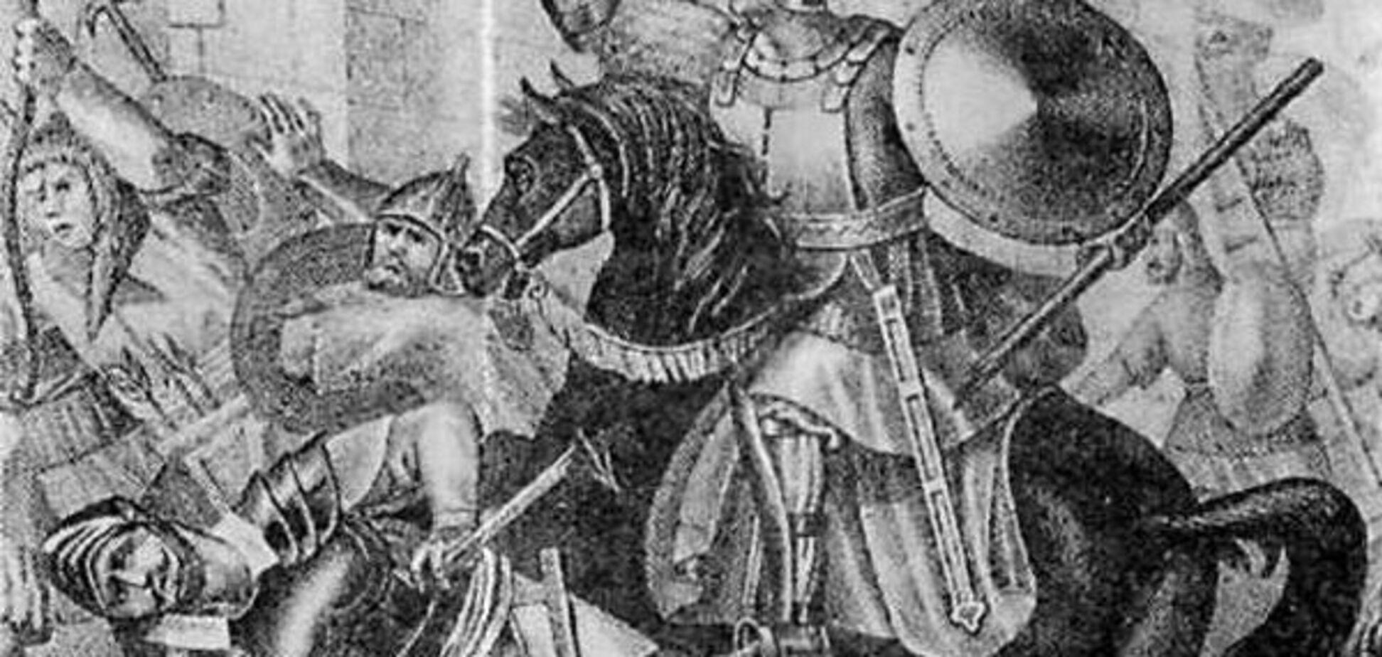 Як український князь переміг першого московита