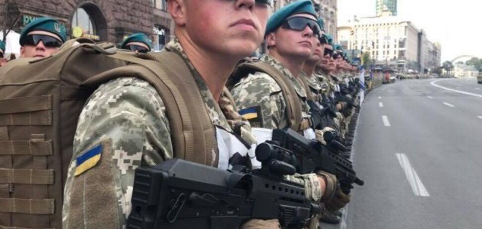 'Порох піариться!': чому голота накинулась на парад у Києві