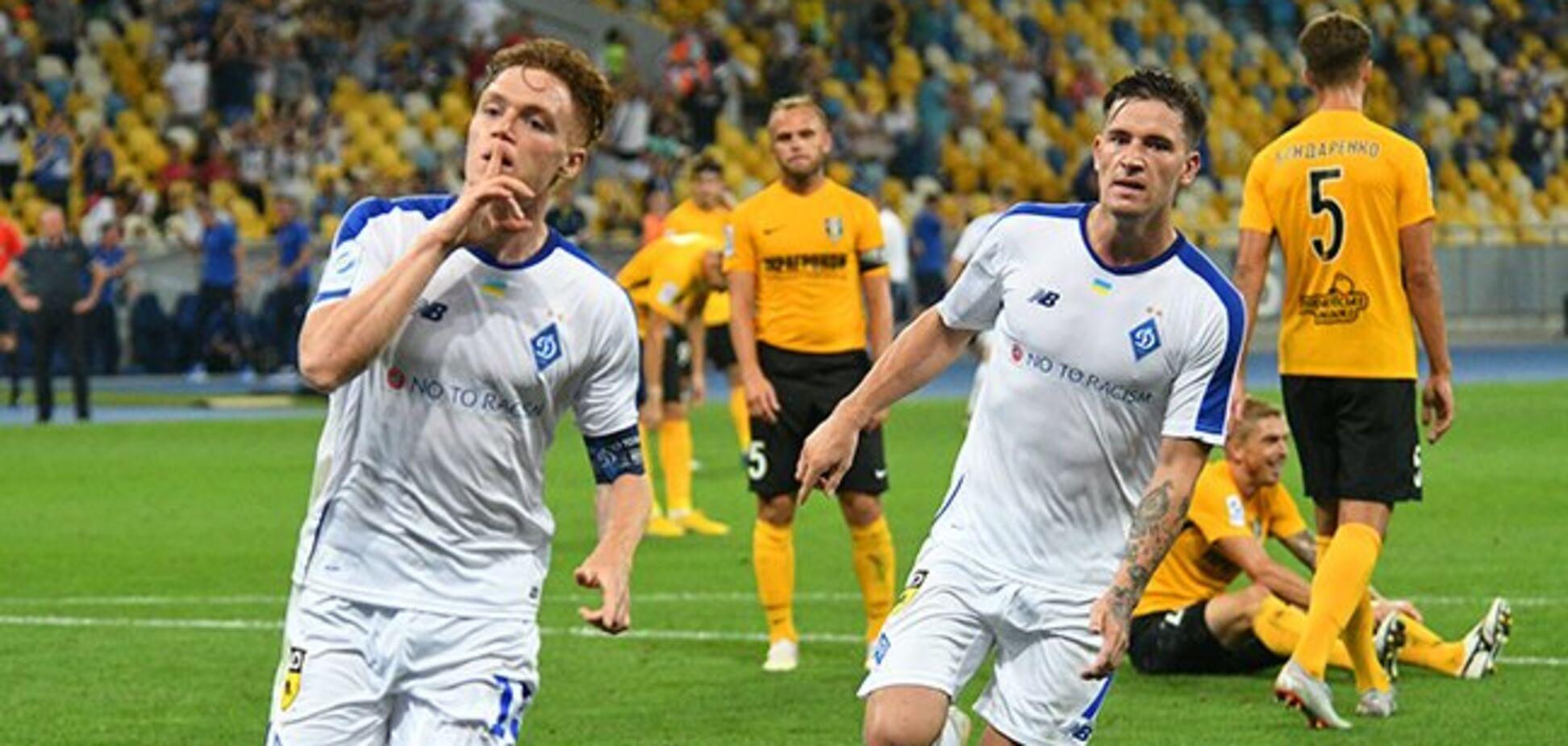 Аякс - Динамо: онлайн-трансляція матчу плей-офф Ліги чемпіонів