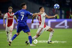 'Должны были': звезда 'Динамо' объяснил поражение от 'Аякса'