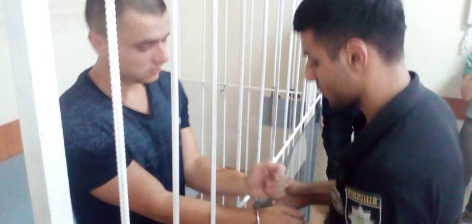 Покушение на Гандзюк: вероятного исполнителя арестовали