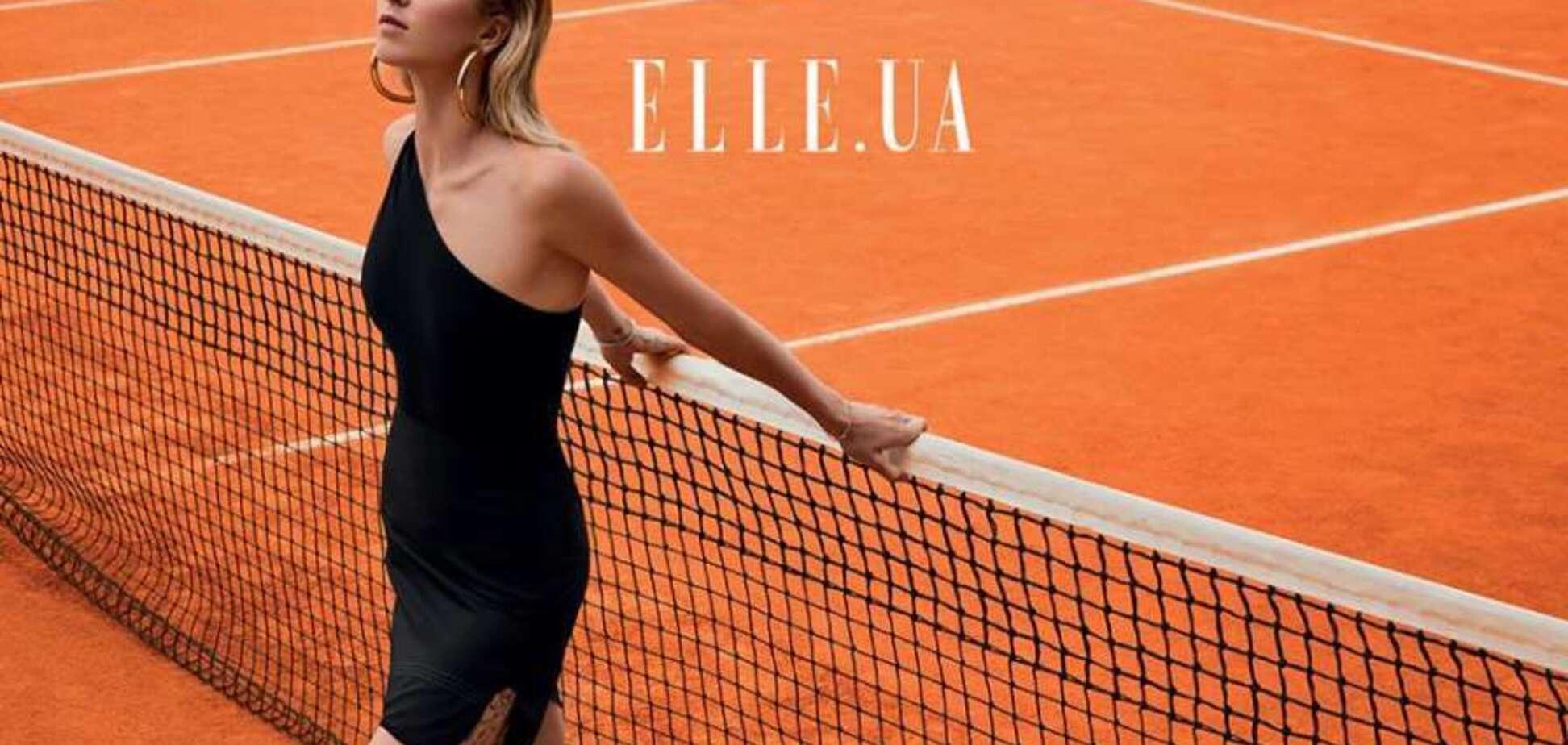 'Убил бы!' Фото Свитолиной в сексуальном платье возмутили фанатов