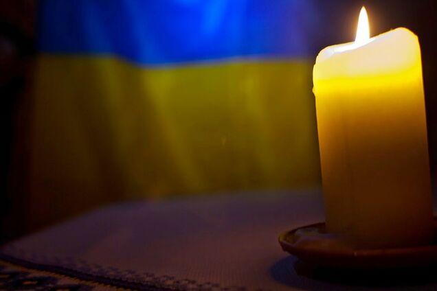 Показали вбитого на Донбасі воїна ЗСУ
