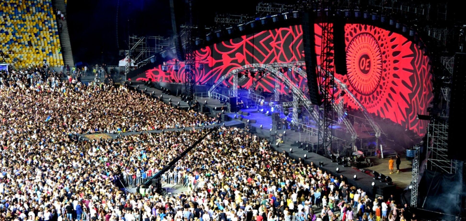 Концерт 'Океана Ельзи' на 'Олимпийском': все подробности