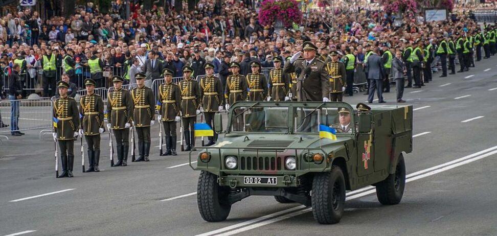 'Гордость берет!' Украинцы оценили военный парад ко Дню Независимости
