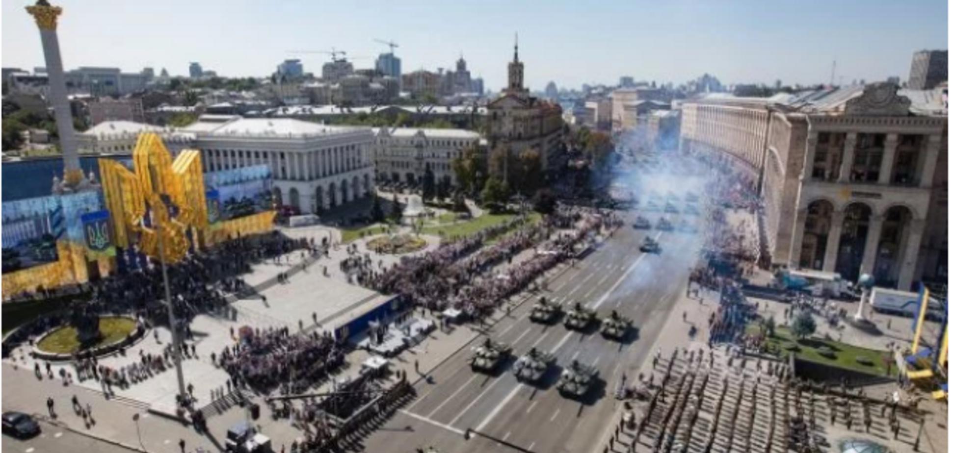 О параде и не только… Чем может похвастать украинская оборонка