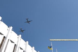 День Независимости: на параде показали авиацию