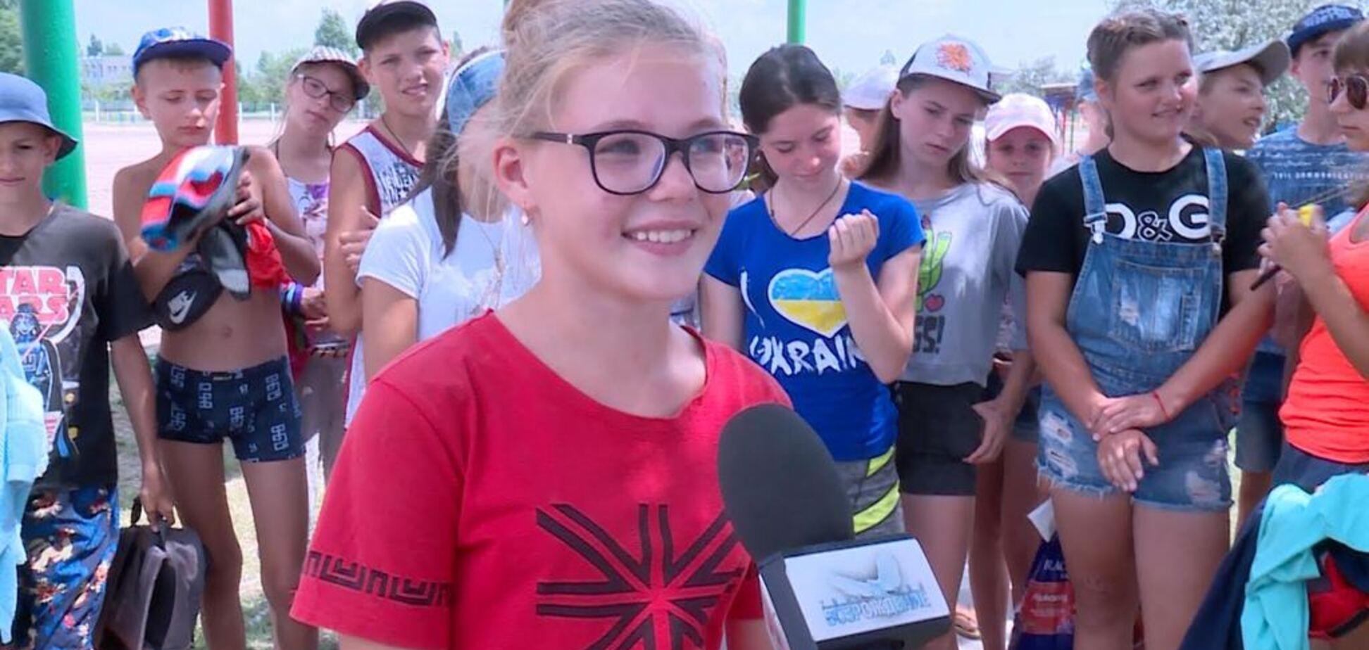 Фонд Володимира Мунтяна допоміг в організації відпочинку майже 3000 дітей з Кривого Рогу