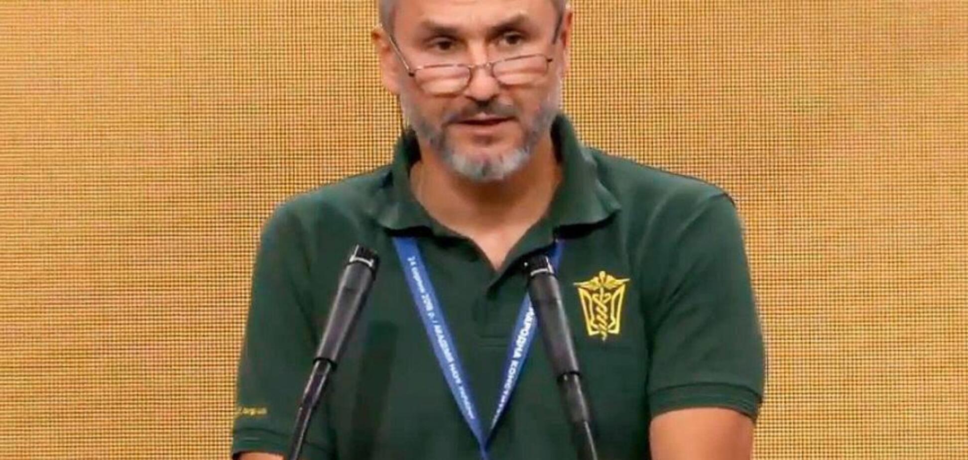 'Потрібно міняти систему': відомий волонтер пояснив, навіщо пішов до Тимошенко