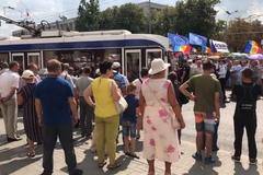 'Геть мафію!' Молдову охопили масові протести проти влади