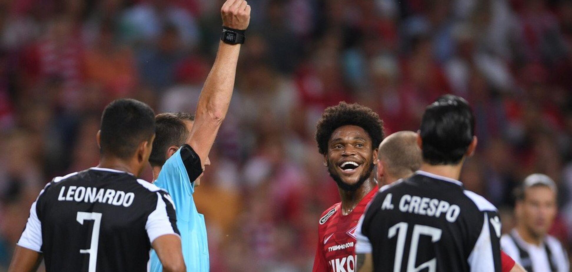 УЕФА жестоко наказал рекордсмена 'Шахтера' за матч, который завершился истерикой россиян из-за Украины