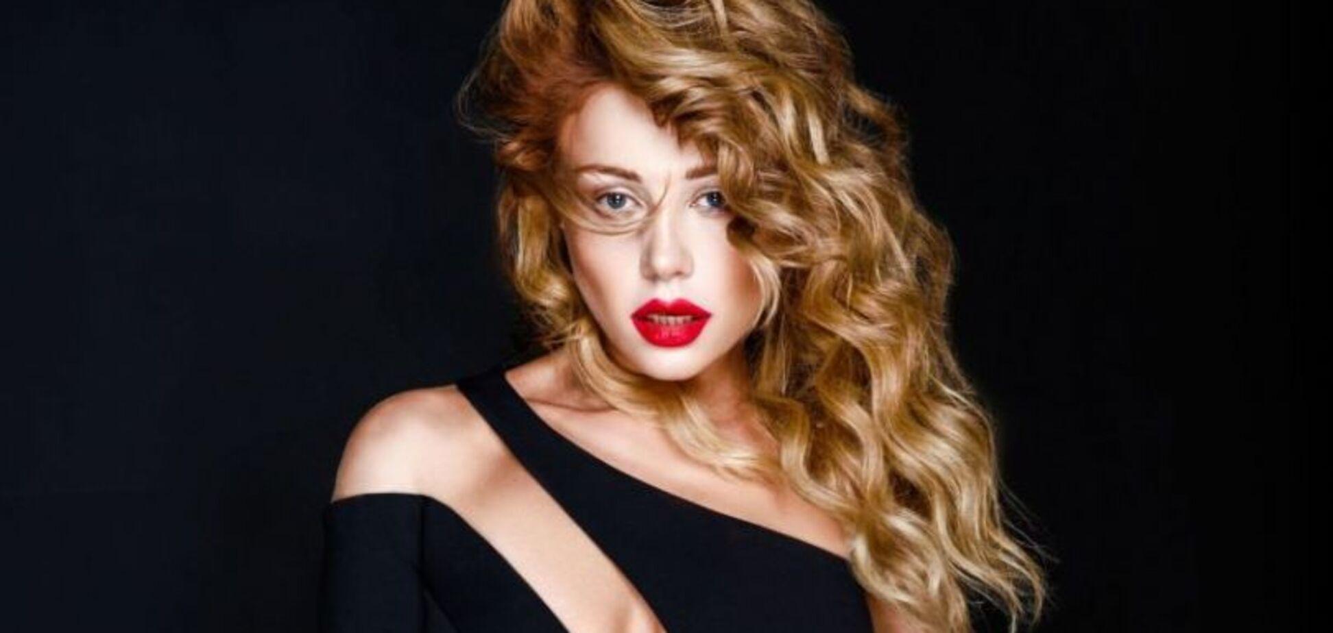 'Танці з зірками-2018': Тина Кароль вышла на публику в откровенном платье