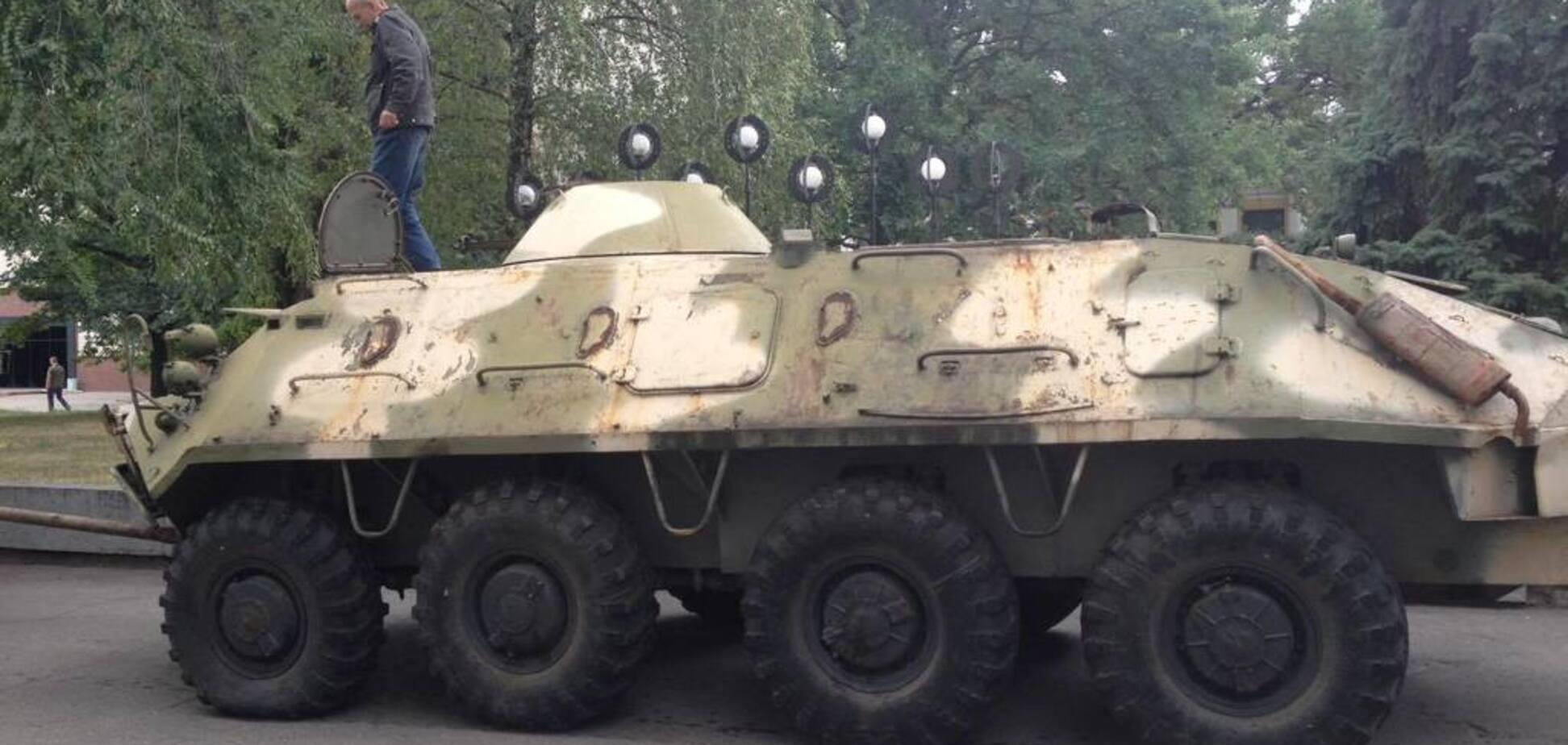 У российских офицеров нет чести - ветеран АТО