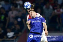 СМИ: 'Динамо' понесло жуткую потерю перед матчем с 'Аяксом'