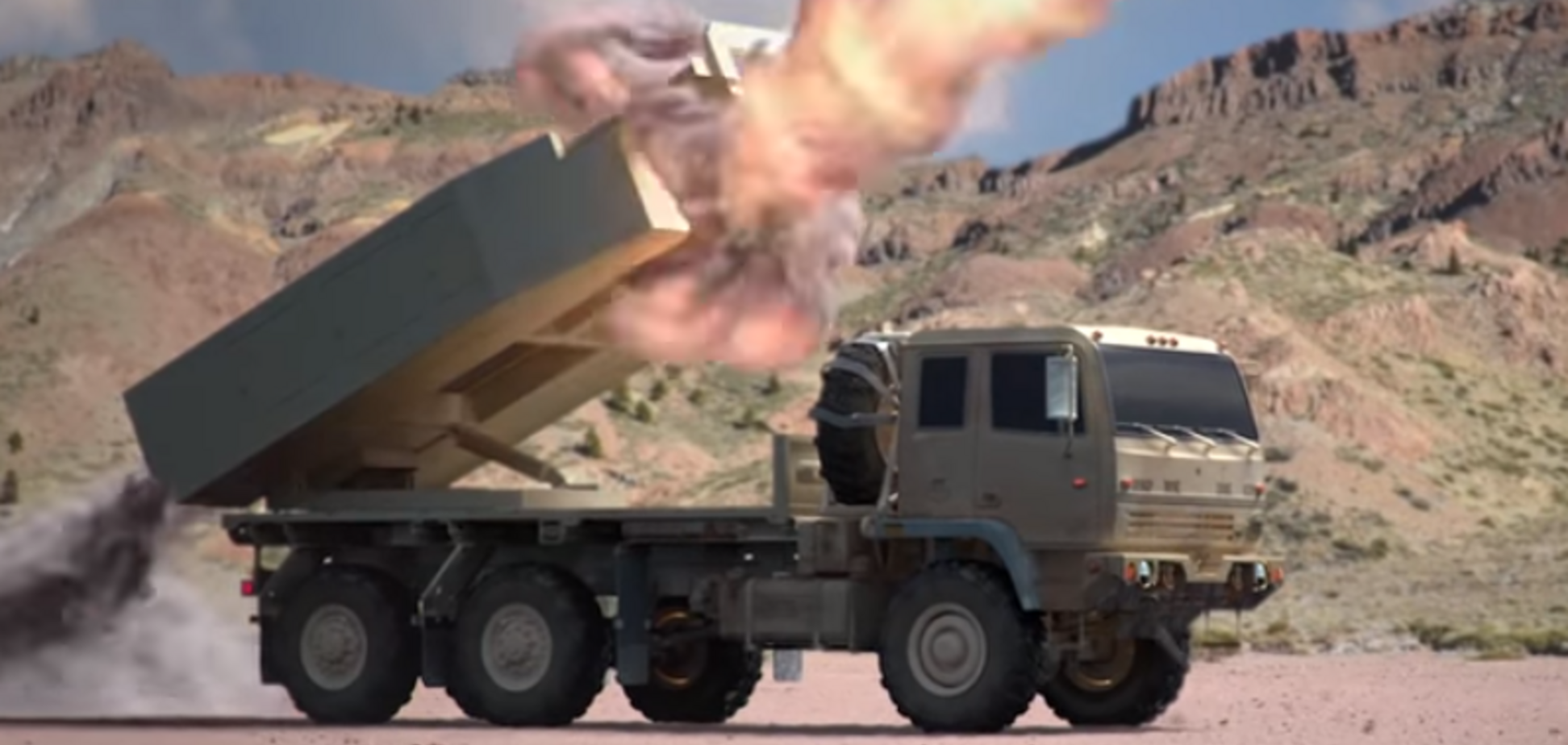 'Искандеры' не смеются? США показали новую сверхмощную ракету. Опубликовано видео