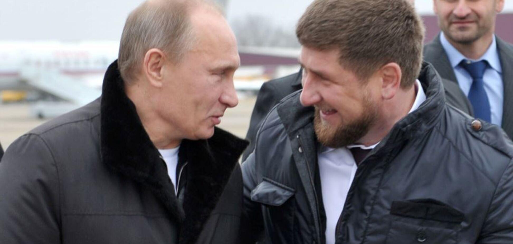 Россию ждет новая война в Чечне - Financial Times