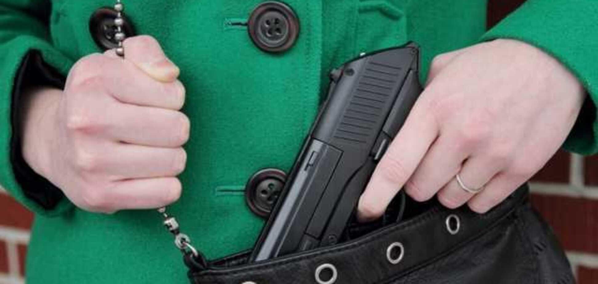 Верховный Суд фактически легализовал оборот оружия