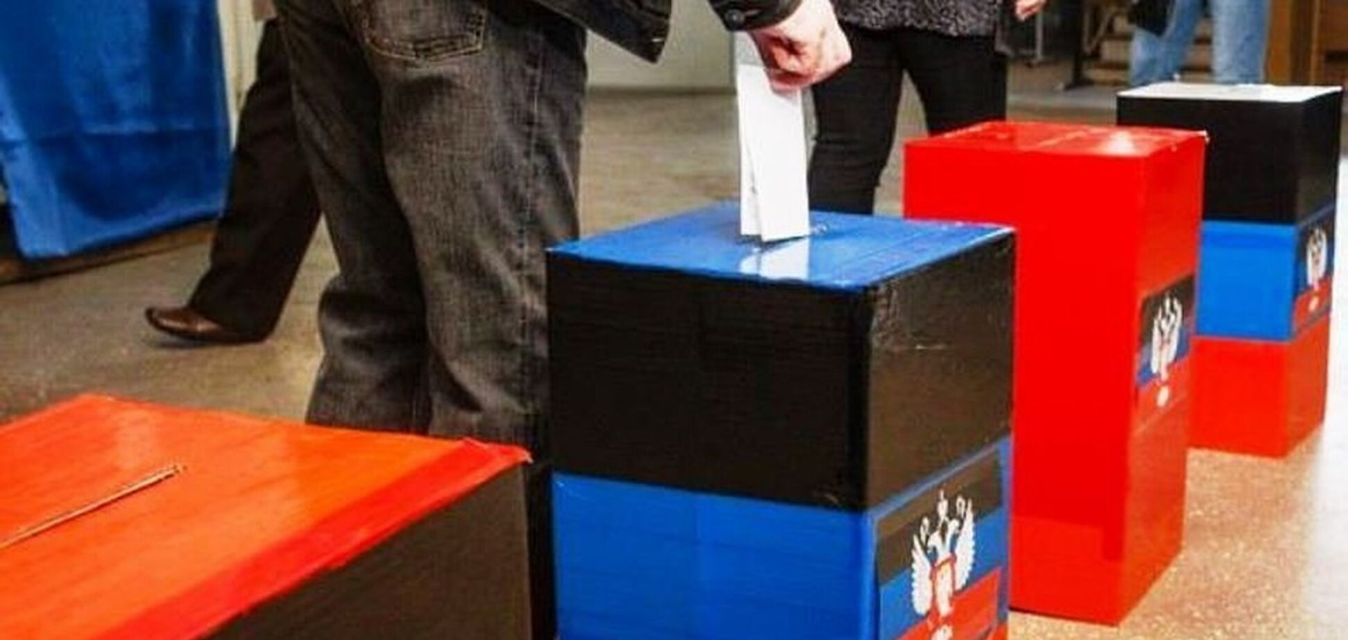 Скасування виборів в ОРДЛО - це гра московських кураторів