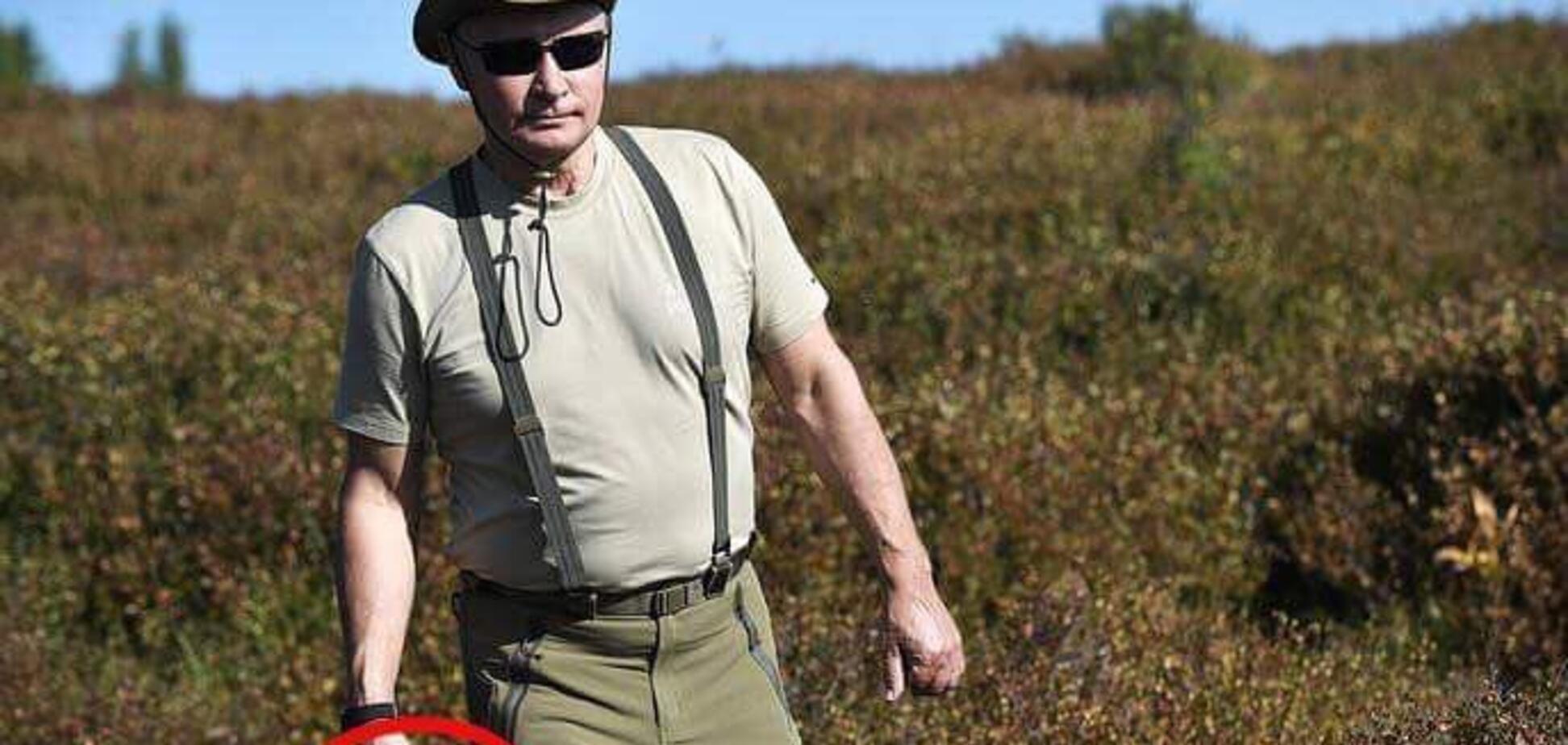 'Он - не человек!' В сети подметили 'мрачный' нюанс о Путине