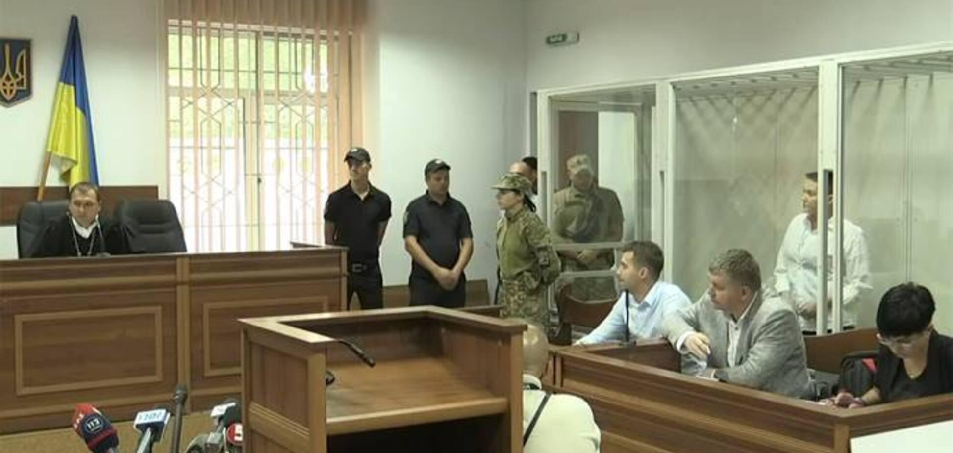 Домашний арест для Савченко: суд принял решение