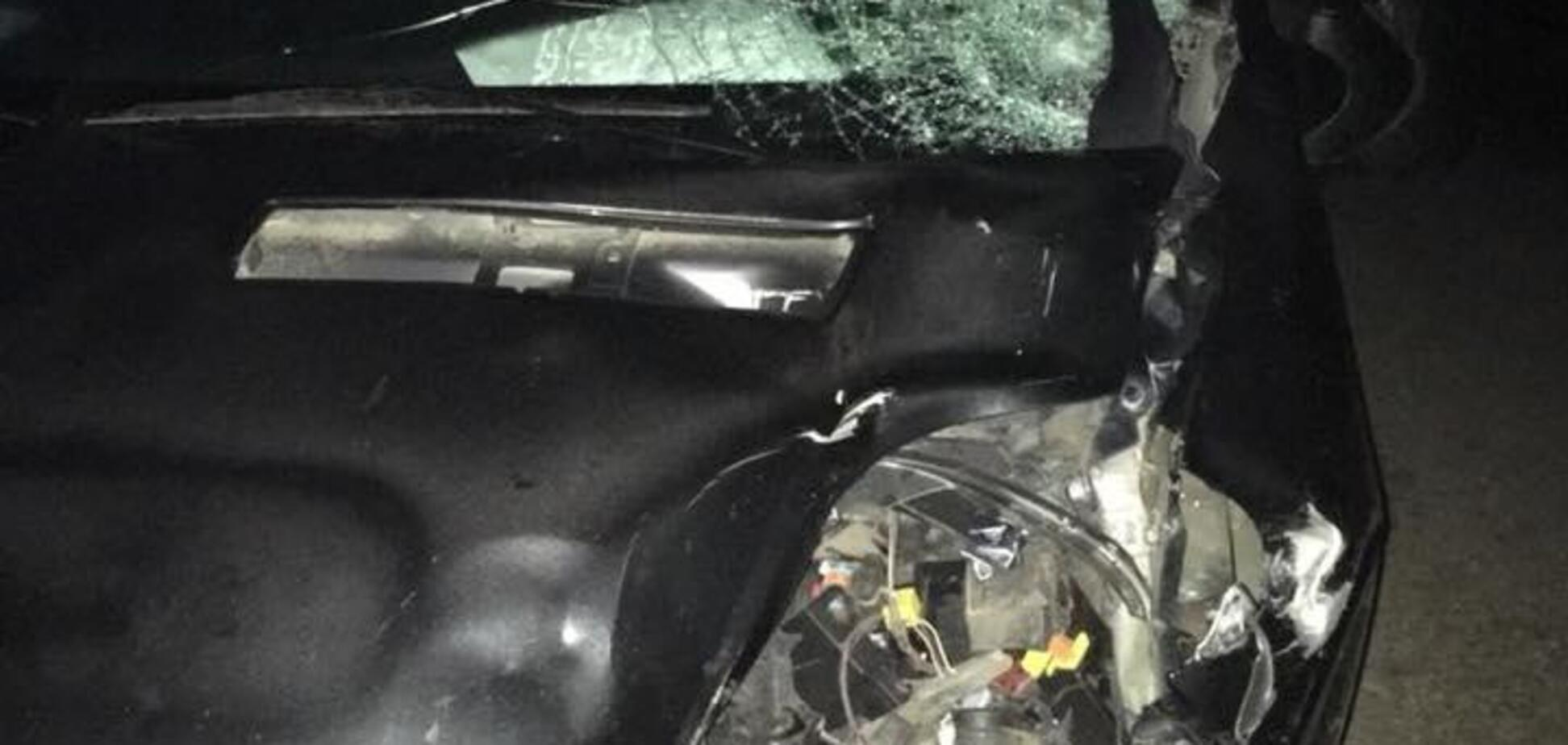 На Львовщине пьяный полицейский устроил ДТП: есть жертвы