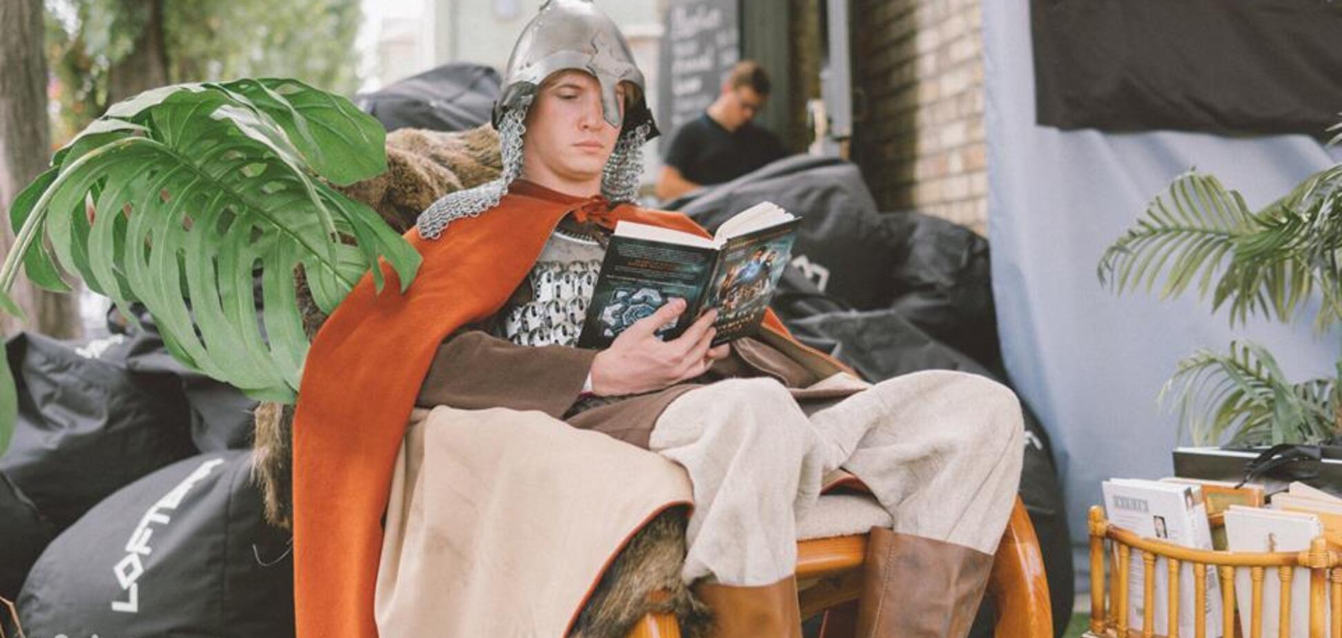 Кураж Базар пройдет на новой локации и будет посвящен книгам