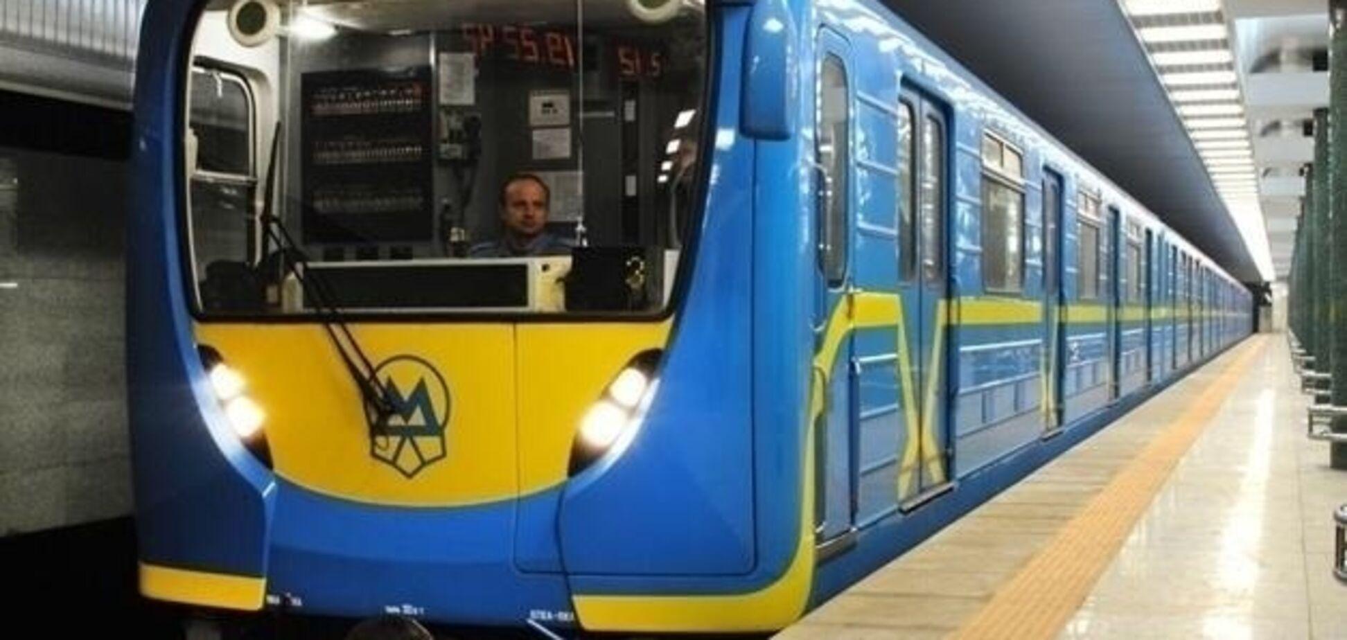 В метро Киева можно расплатиться российской картой, а в Москве - нет